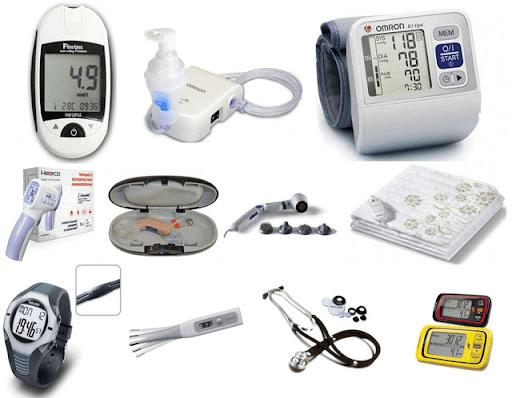 Медицинские аппараты для дома